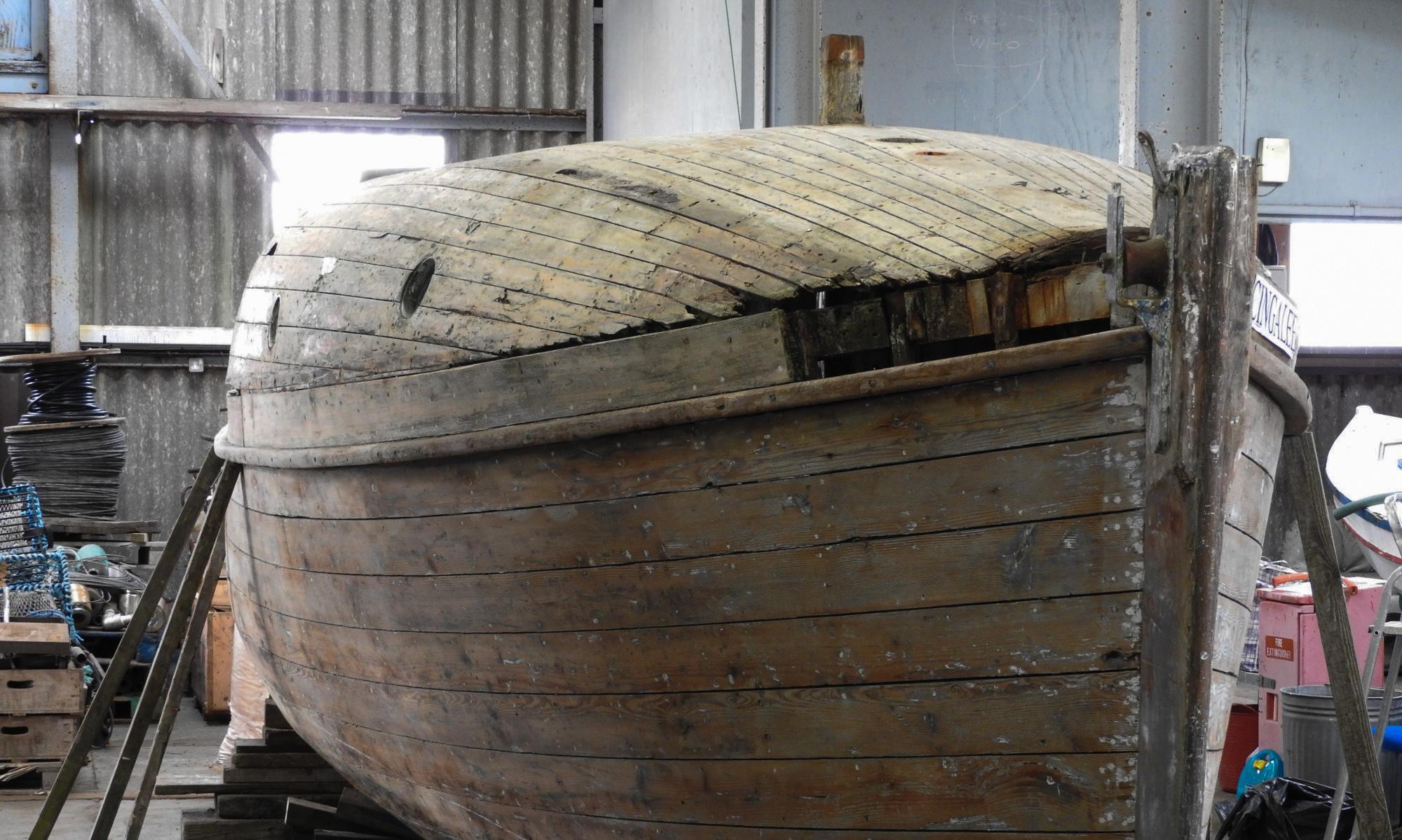 Orkney Historic Boat Society